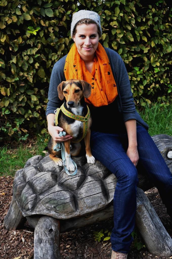 Barbara Maschler - Hundebetreuerin im Hundezentrum Wien